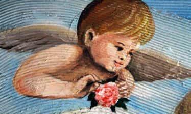 Fragmento de Pintura Rose Valverde 4 374x224 - Anjos do céu