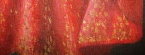 Fragmento de Pintura Rose Valverde 2 300x115 - A Santa Cigana - Sara Kali