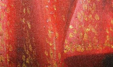 Fragmento de Pintura Rose Valverde 2 374x224 - A Santa Cigana - Sara Kali