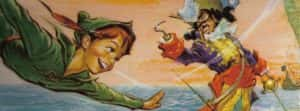 Peter Pan Livro 300x111 - Dia Internacional do Livro Infantil - Livros para relembrar...