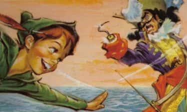 Peter Pan Livro 374x224 - Dia Internacional do Livro Infantil - Livros para relembrar...