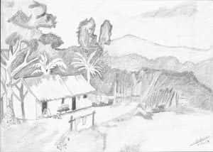 Antonio Carlos Sales de Oliveira 300x214 - Desenhos dos Alunos da Oficina de Desenho Artístico 2002 a 2017