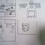 Desenho de Rhobison 150x150 - Produções dos Alunos do Curso de Desenho em Quadrinhos