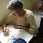 Edna de Morais Pinheiro 2 150x150 - Desenhos dos Alunos da Oficina de Desenho Artístico 2002 a 2017
