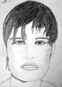 Ismara Costa Pereira Fig 2 213x300 - Desenhos dos Alunos da Oficina de Desenho Artístico 2002 a 2017