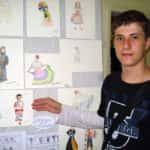 Jailton 150x150 - Desenhos dos Alunos da Oficina de Desenho Artístico 2002 a 2017