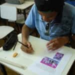 Jesrael Silvestre de Faria 150x150 - Desenhos dos Alunos da Oficina de Desenho Artístico 2002 a 2017