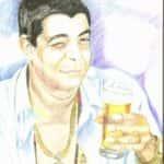 Mauro Antonio C. Tondella 150x150 - Desenhos dos Alunos da Oficina de Desenho Artístico 2002 a 2017