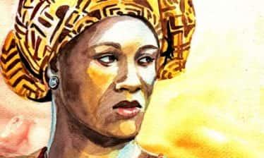Mulher Negra 374x224 - Dia Internacional da Mulher