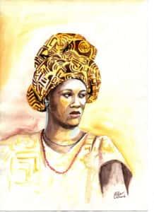 Mulher Negra Rose Valverde 2013 218x300 - Dia Internacional da Mulher