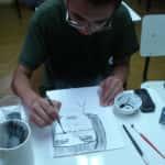 Rhobison 150x150 - Produções dos Alunos do Curso de Desenho em Quadrinhos
