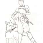 Rodrigo 3 150x150 - Produções dos Alunos do Curso de Desenho em Quadrinhos