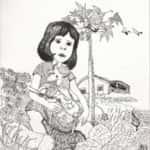Rosalina Maria Degem 1 150x150 - Desenhos dos Alunos da Oficina de Desenho Artístico 2002 a 2017