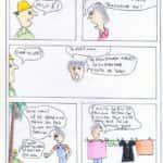 Rosangela 1 150x150 - Produções dos Alunos do Curso de Desenho em Quadrinhos