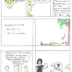 Rosangela 2 150x150 - Produções dos Alunos do Curso de Desenho em Quadrinhos