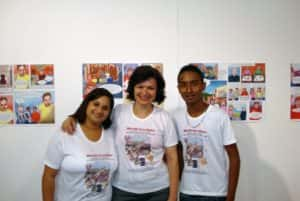 Rosangela Martins Rose Valverde e Pablo Fernandes 300x201 - Projeto Bernardo Mascarenhas