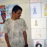 Wedrey 150x150 - Desenhos dos Alunos da Oficina de Desenho Artístico 2002 a 2017
