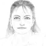 umberto Dias da Silva Modelo Rose Valverde 150x150 - Desenhos dos Alunos da Oficina de Desenho Artístico 2002 a 2017