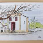 igreja bom jesus dos pobres 7set2018 Rose Valverde 3 150x150 - 16° Encontro Mundial de Pintura ao Ar Livre