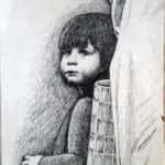 menino nanquim 1978 rose valverde 1 150x150 - Década de 70 - obras e outras histórias
