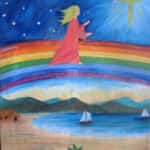 primeiro quadro Rose 20jul1974 150x150 - Década de 70 - obras e outras histórias