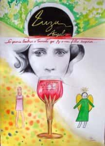 homenagem Zuzu Angel Rose Valverde15set2009 216x300 - Artes Plásticas