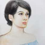 retrato da Iara 2001 rose valverde 150x150 - Novo milênio - de 2000 a 2010