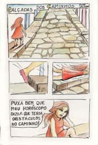 Terendentina 30001 203x300 - Apresentação da personagem Maria Tiradentina no dia do Quadrinho Nacional