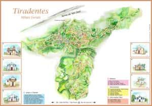 mapa tiradentes leg impressao 59 20set 300x210 - Mapa de Tiradentes MG e uma coleção de aquarelas em fine art