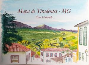 tiradentes serra de sao jose 300x219 - Mapa de Tiradentes MG e uma coleção de aquarelas em fine art