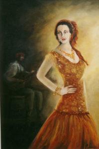 iracigdanc 199x300 - Mais Artistas - Exposição Virtual